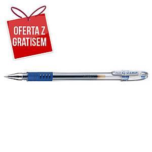Długopis żelowy PILOT G-1 Grip, niebieski