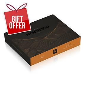 Nespresso Ristretto Origin India - Box Of 50 Coffee Capsules