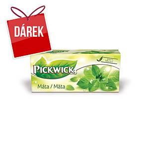Čaj Pickwick mátový, 20 porcí à 1,6 g