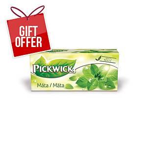 PK20 PICKWICK TEA BAGS PEPERMINT