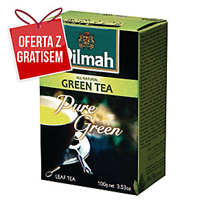 Herbata zielona DILMAH liściasta, 100 g
