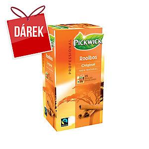 Čaj Pickwick v sáčcích - Rooibos, 25 porcí