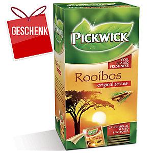 Pickwick Roiboos 25 Teebeutel à 1,5 g