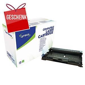 LYRECO kompatible Trommel BROTHER DR2000 für Laserdrucker schwarz