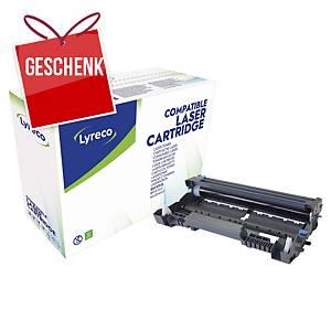 LYRECO kompatible Trommel BROTHER DR3100 für Laserdrucker schwarz