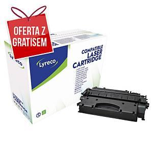 Toner LYRECO zamiennik HP 05X CE505X czarny