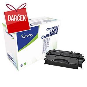 Lyreco kompatibilný laserový toner HP 05X (CE505X), čierny