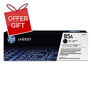 HP CE285A ORIGINAL LASER CARTRIDGE BLACK