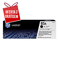 Toner HP 85A CE285A czarny