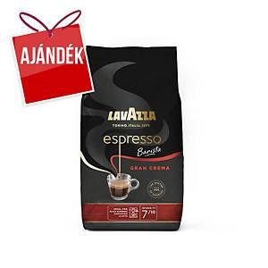 Lavazza Gran Crema Barista szemes kávé, 1 kg