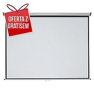 Ekran ścienny NOBO 200 x 151 cm (4:3)