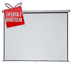 Ekran ścienny NOBO 240 x 181 cm (4:3)