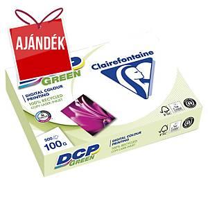 DCP Grenn újrahasznosított papír, fehér, A4, 100 g/m², 500 ív/csomag