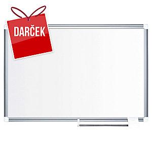 Biela tabuľa smaltovaná magnetická Bi-Office Maya W Series, 100 x 150 cm