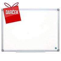 Biela tabuľa Bi-Office Earth-It, rozmer 90x120 cm