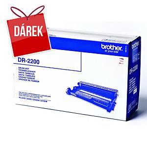BROTHER válec pro laserové tiskárny DR2200, černý
