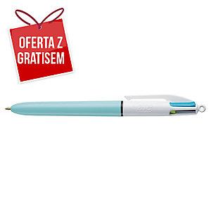 Automatyczny długopis BIC 4 Colours Fashion, 4 kolory