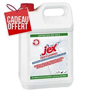 Nettoyant carrelages et sols plastiques Jex Professionnel - bidon de 5 L