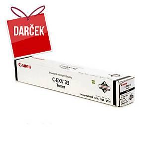 Canon laserový toner C-EXV 33 (2785B002), čierny