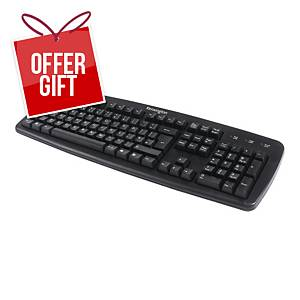 KENSINGTON 1500109 VALU WIRED KEYBOARD