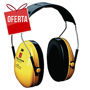 Abafadores 3M Peltor Optime I SNR 27 dB