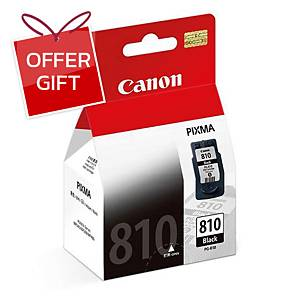CANON PG-810 ORIGINAL INKJET CARTRIDGE BLACK