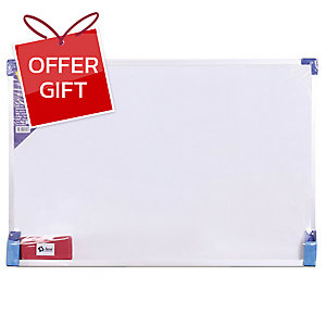 A-LINE MAGNETIC WHITEBOARD 40 X 60CM