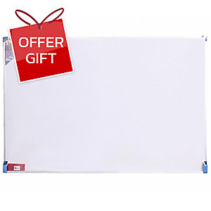 A-LINE MAGNETIC WHITEBOARD 80 X 120CM