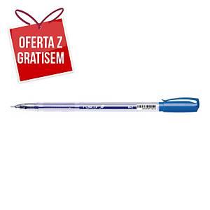 Długopis żelowy RYSTOR GZ-031, niebieski