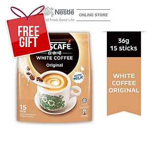 Nescafe Ipoh White coffee 35g - Pack of 15