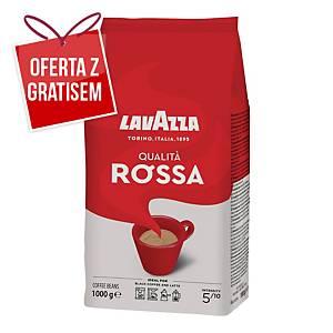 Kawa ziarnista LAVAZZA Qualita Rossa, 1 kg