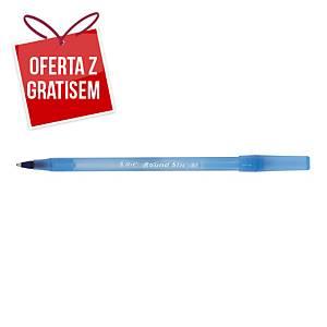 Długopis BIC Round Stic, niebieski