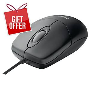 TRUST 16591 OPTICAL USB MOUSE BLK
