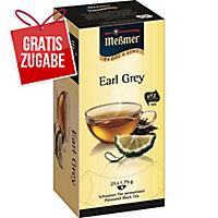 Tee Meßmer 586632 Earl Grey, 25 Beutel a 1,75g