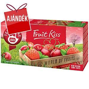 Teekanne Fruit kiss tea, 20 filter/doboz