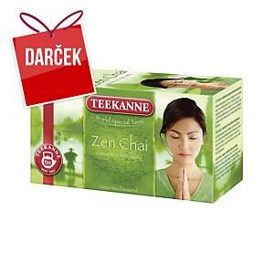 Čaj Teekanne Zen Chai, 20 vrecúšok à 1,75 g