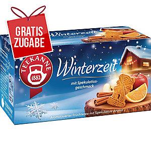 Tee Teekanne 7329 Winterzeit, 20 Beutel á 2g