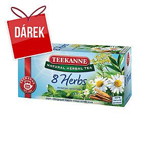 Čaj Teekanne - bylinkový mix 2,5 g, 20 porcí
