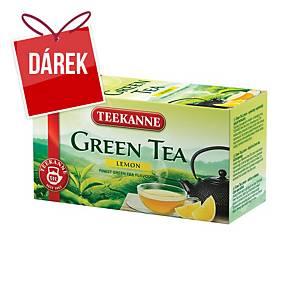 Teekanne zelený čaj s citronem 1,75 g, balení 20 sáčků