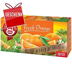 Teekanne Fresh Orange Tee, 20 Teebeutel à 2,25 g