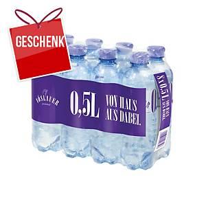 Vöslauer Mineralwasser mit Kohlensäure 0,5 l, 8 Stück
