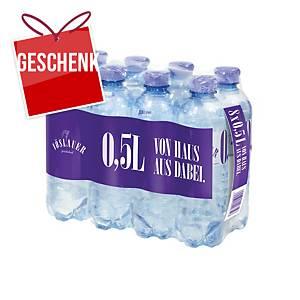 Vöslauer Mineralwasser, prickelnd, 0,5 l, 8 Stück