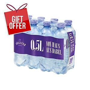 Vöslauer Sparkling Mineral Water, 0.5l, 8pcs