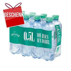 Vöslauer Mineralwasser, still, 0,5 l, 8 Stück