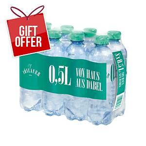 Vöslauer Still Mineral Water, 0.5l, 8pcs