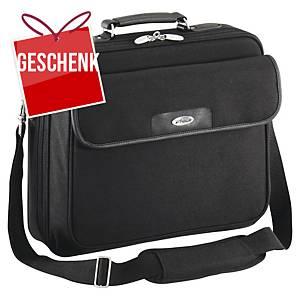 Computertasche Targus Notepac CN01 für 15 Zoll Laptops Nylon schwarz