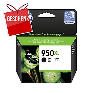 Tintenpatrone HP CN045AE/950XL, Reichweite: 2.300 Seiten, schwarz