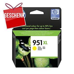 HP 951XL (CN048AE) Tintenpatrone, gelb