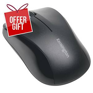 KENSINGTON VALUMOUSE WIRELESS THREE BUTTON USB MOUSE