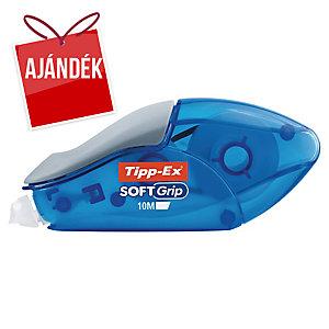 Tipp-Ex Soft Grip hibajavító roller, 4,2 mm x 10 m